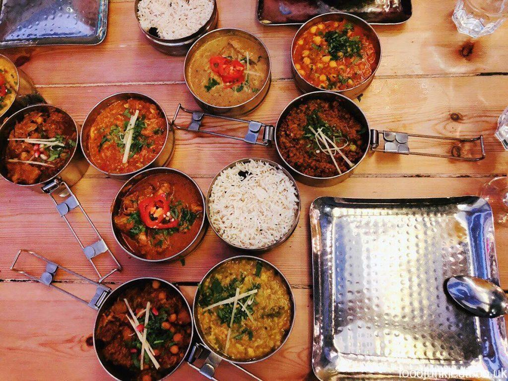 Manchester Indian Tapas Mowgli Street Food Food Junkie Uk