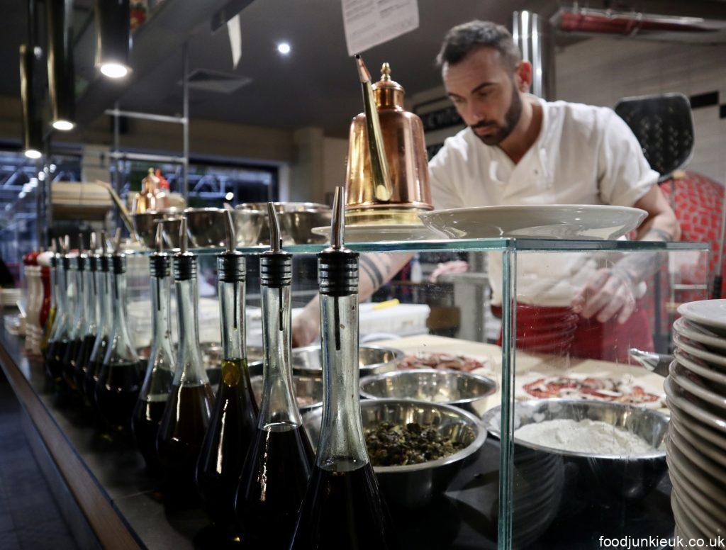 Authentic Italian Pizzeria in NQ - Noi Quattro